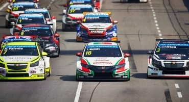 Cheers and tears for Honda at stressful Macau WTCC finale