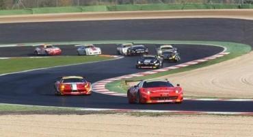 Peroni Promotion, XXIV 6h di Roma: vittoria dell'equipaggio della AF Corse Perazzini/Cioci/Fisichella