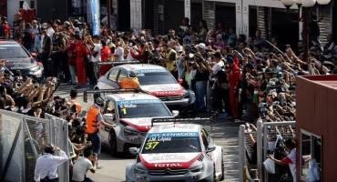 FIA WTCC 2014: stagione record per LÓPEZ e CITROËN