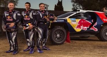 Dakar 2015, la livrea definitiva della Peugeot 2008 DKR