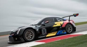 Cadillac presenta la nuova ATS-V.R , generazione da corsa