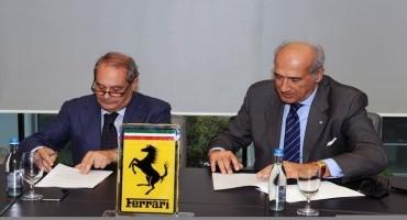 Ferrari e Unimore firmano accordo per ricerca e didattica