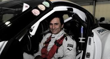 BMW works driver Alessandro Zanardi: strong BMW Z4 GT3 but no luck at Baku