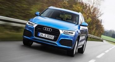 Audi: le nuove Audi Q3 e RS Q3