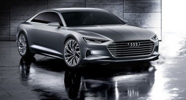 Audi prologue, si apre un nuova era del design
