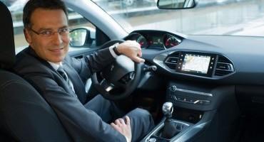 Peugeot ha un nuovo direttore prodotto, Laurent Blanchet