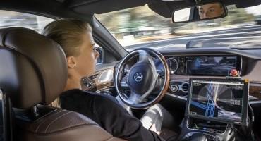 Mercedes-Benz e la guida autonoma, da sogno a realtà