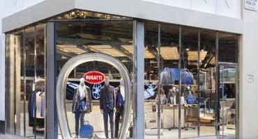 Apre a Londra la prima Lifestyle Boutique firmata Bugatti