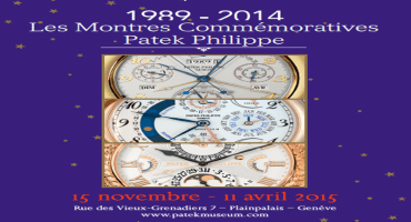 175 years Patek Philippe, the anniversary celebrations of the Genevan manufacture continue