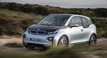 "BMW i3 vince il premio ""Green Car of the Year"" 2015"