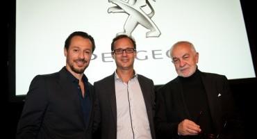 Stefano Accorsi: tre cortometraggi a bordo di Peugeot