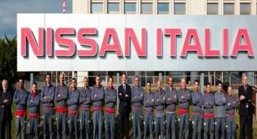 Nissan Italia, magazzino ricambi: per il terzo anno consecutivo il più produttivo d'Europa