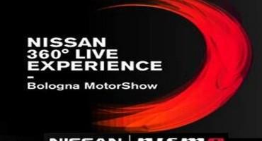 Nissan, alla 39° edizione del Bologna Motor Show due anteprime assolute