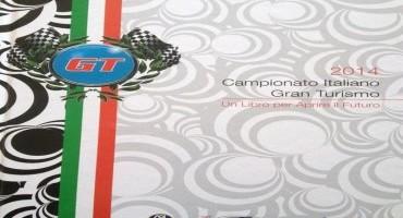 """""""Un libro per aprire il futuro"""", edito da Fantigrafica, ci racconta la stagione 2014 del tricolore GT"""