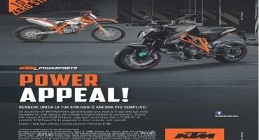 KTM Powerwear e Powerparts: 10 mesi, 0 stress, la nuova promozione lanciata dalla casa austriaca