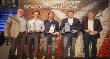 BMW Motorrad Motorsport family gathers in Munich to celebrate end of season