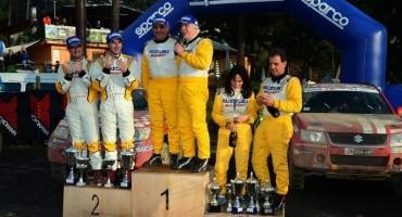 Suzuki e Dalmazzini dominano nel Campionato Italiano Cross Country 2014
