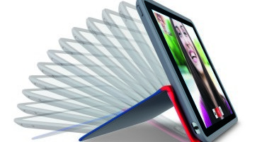 The New Logitech AnyAngle Brings Flexibility and Protection to the iPad Air 2 and iPad mini