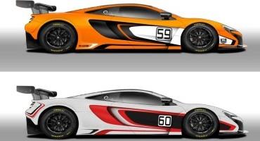 """Mclaren GT conferma la presenza di due auto al """"Gulf 12 Hour 2014"""""""