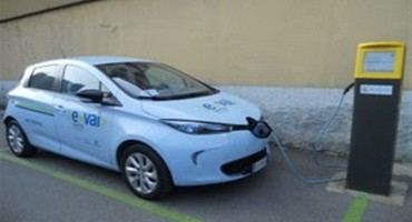 "Car Sharing: ""e-vai"" in Lombardia sceglie Renault Zoe"