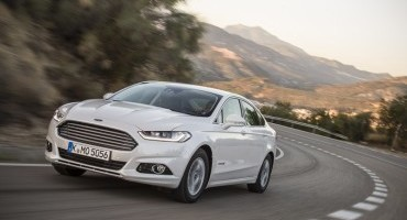 Ford Begins Hybrid Vehicle Production in Europe, First Mondeo Hybryds rolla off assembly line