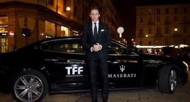 Torino Film Festival: all'attore Eddie Redmayne il 'Maserati Award'