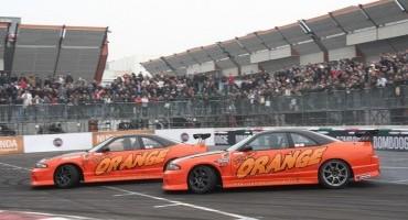 Yokohama al Motor Show 2014, divertimento e spettacolo nella MotorSport Arena