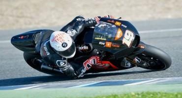 Soddisfazione per il progetto MotoGP di Aprilia: tre giorni di test a Jerez