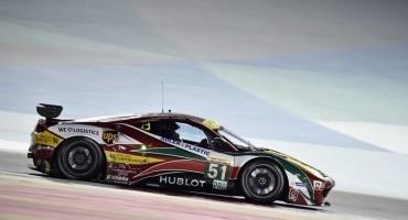WEC World Endurance Championship, la Ferrari in Brasile tenterà di fare l'en-plein