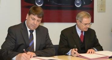 Maserati, firmato accordo con Airbus Group Innovations