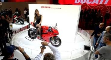 La nuova Ducati Multistrada 1200 protagonista all'EICMA 2014