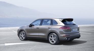 Porsche presenta le nuove Cayenne e Cayenne GTS