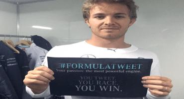 Tutti in pista con #FormulaTweet