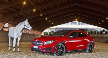 Mercedes-AMG: benvenuti alla fiera dei cavalli