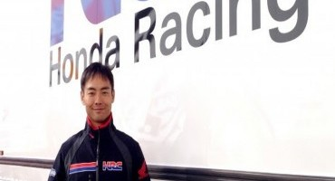 HRC announce Aoyama as test rider for 2015