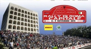 ACi Sport, Italiano Rally, spettacolo e divertimento per il 2° Rally di Roma Capitale