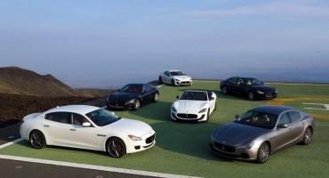 Maserati, continua il trend di crescita in Italia e in Europa