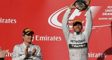 Formula 1, GP degli Stati Uniti, Hamilton non sbaglia e centra la quinta vittoria consecutiva