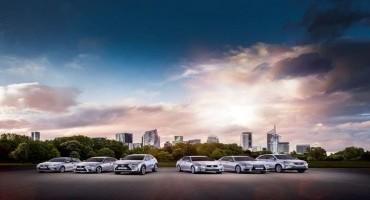 Lexus presenta i vantaggi della tecnologia ibrida alle aziende sensibili al tema della mobilità sostenibile