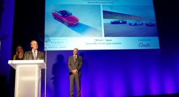 "Jaguar vince il titolo di ""Best British Luxury Brand"""