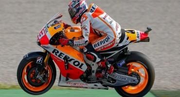 MotoGP, Valencia: dominio di Marquez nella prima giornata