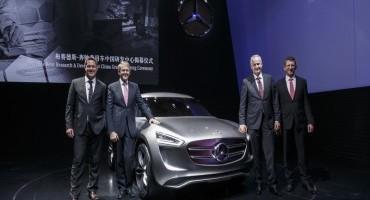 Mercedes-Benz Vision G-Code: il futuro prende forma nel presente