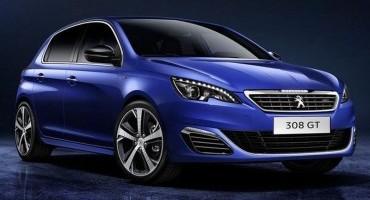 Peugeot presenta le nuove 308 e 508 in allestimento GT Line, ancora più dinamiche