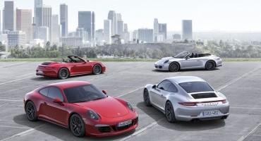 Porsche, al prossimo Salone di Los Angeles presenterà tre le novità