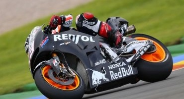 Marquez and Pedrosa finish final test on top