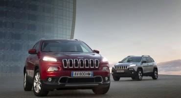 """Jeep® è Sponsor e Auto Ufficiale del Convegno """"Pambianco-Deutsche Bank 2014"""""""