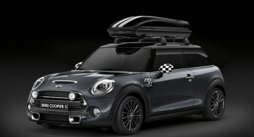 La nuova MINI e la John Cooper Works tuning all' Essen Motor Show 2014