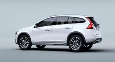 Da Volvo Cars la versione Cross Country della V60 Sportswagon