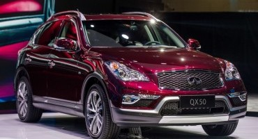 Al Salone di Guangzhou, Infiniti svela la nuova QX50