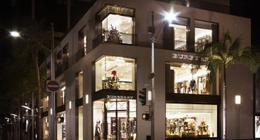 Burberry apre una boutique a Beverly Hills in Rodeo Drive